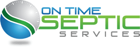 On Time Septic Services Retina Logo